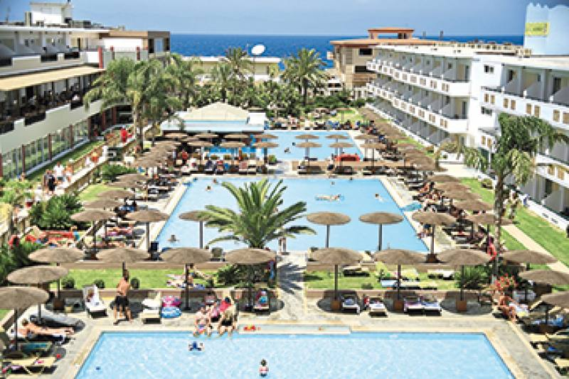 Hotel Forum Beach - Ixia (Trianda) - Rhodos